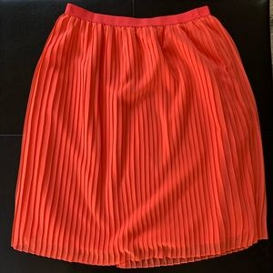 A New Day pleated midi skirt size XL